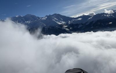 Surfer sur les nuages